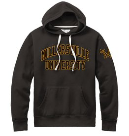 League Black Stadium Hood