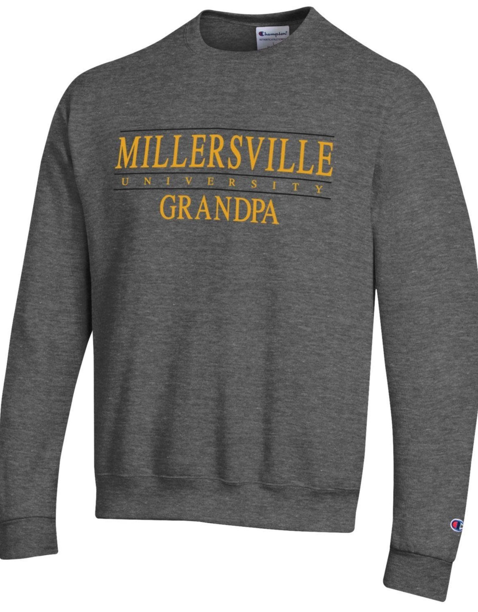 Champion Graphite Grandpa Crew