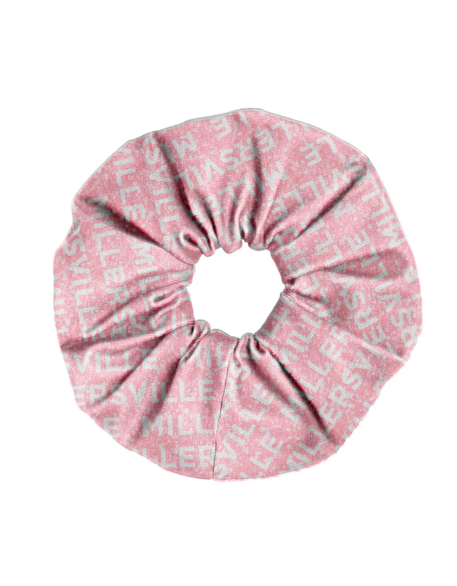 League Pink Millersville Spirit Scrunchie