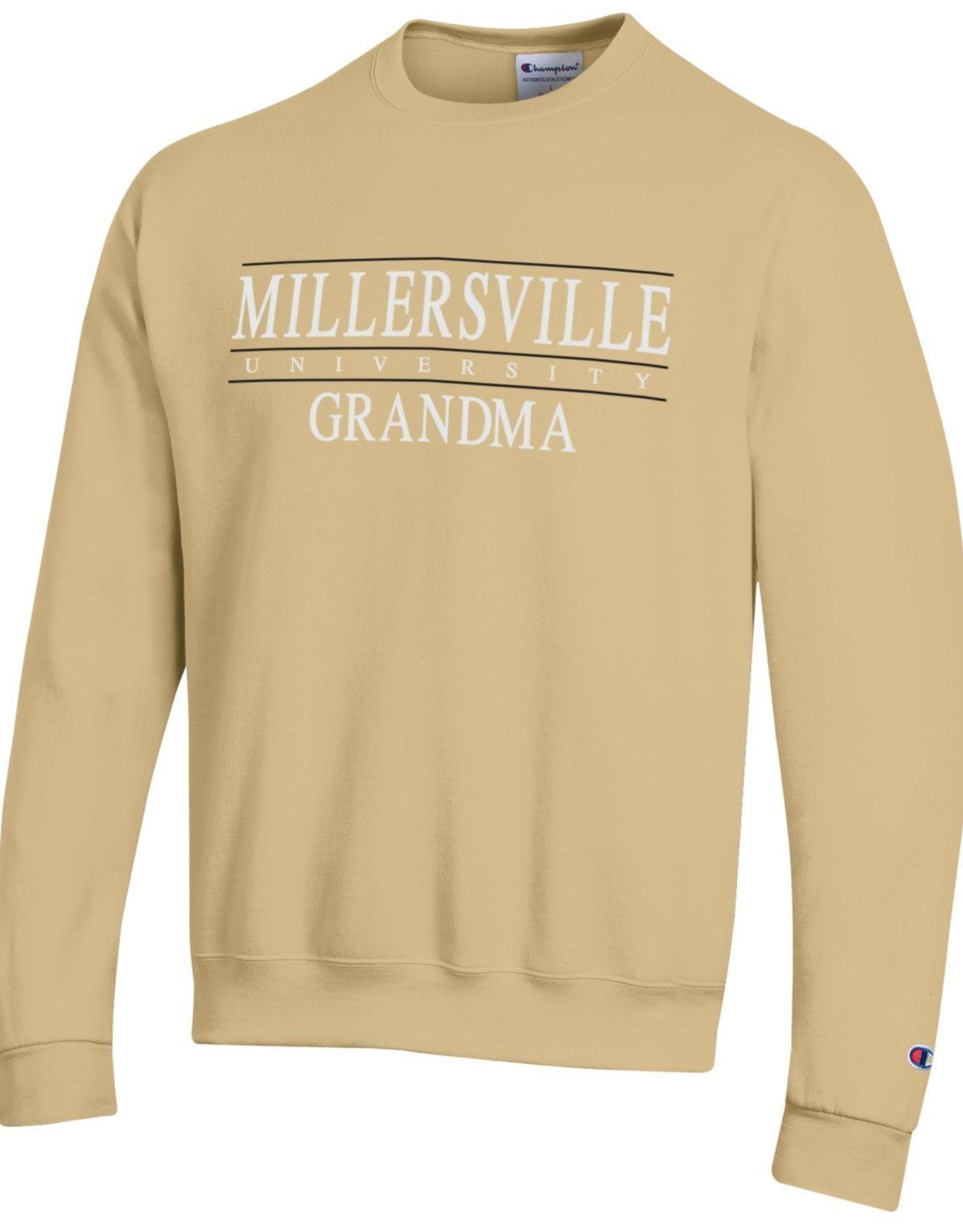 Champion Gold Grandma Crew