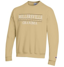 Champion Gold Grandma Crew