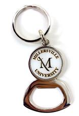M Sword Key Chain Bottle Opener