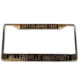Mu Established 1855 License Frame