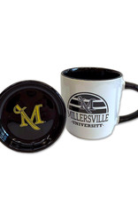 Desk Mug Coaster/Lid Set