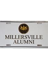 Mu Seal Alumni License Plate