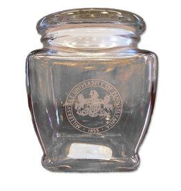 Mu Seal Apothecary Jar - 16oz