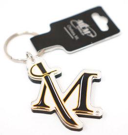 M Sword Laser Cut Acrylic Keychain