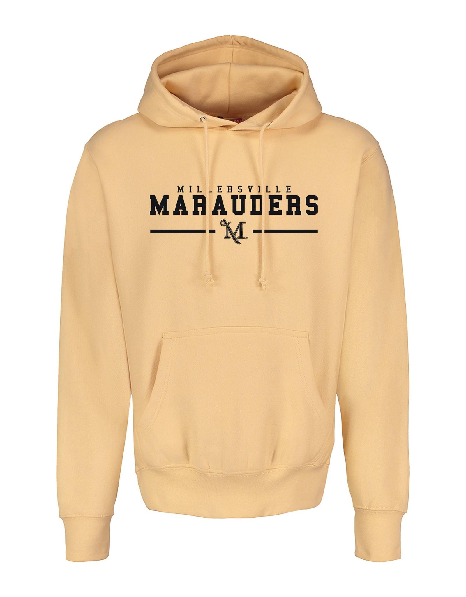 Light Gold Proweave Hooded Sweatshirt