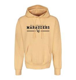 Light Gold Proweave Hooded Sweatshirt