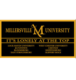 """M Sword Banner - """"It's Lonely At The Top"""""""
