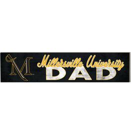 M Sword Dad Plaque