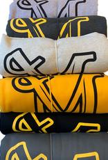 M Sword Fleece Blanket