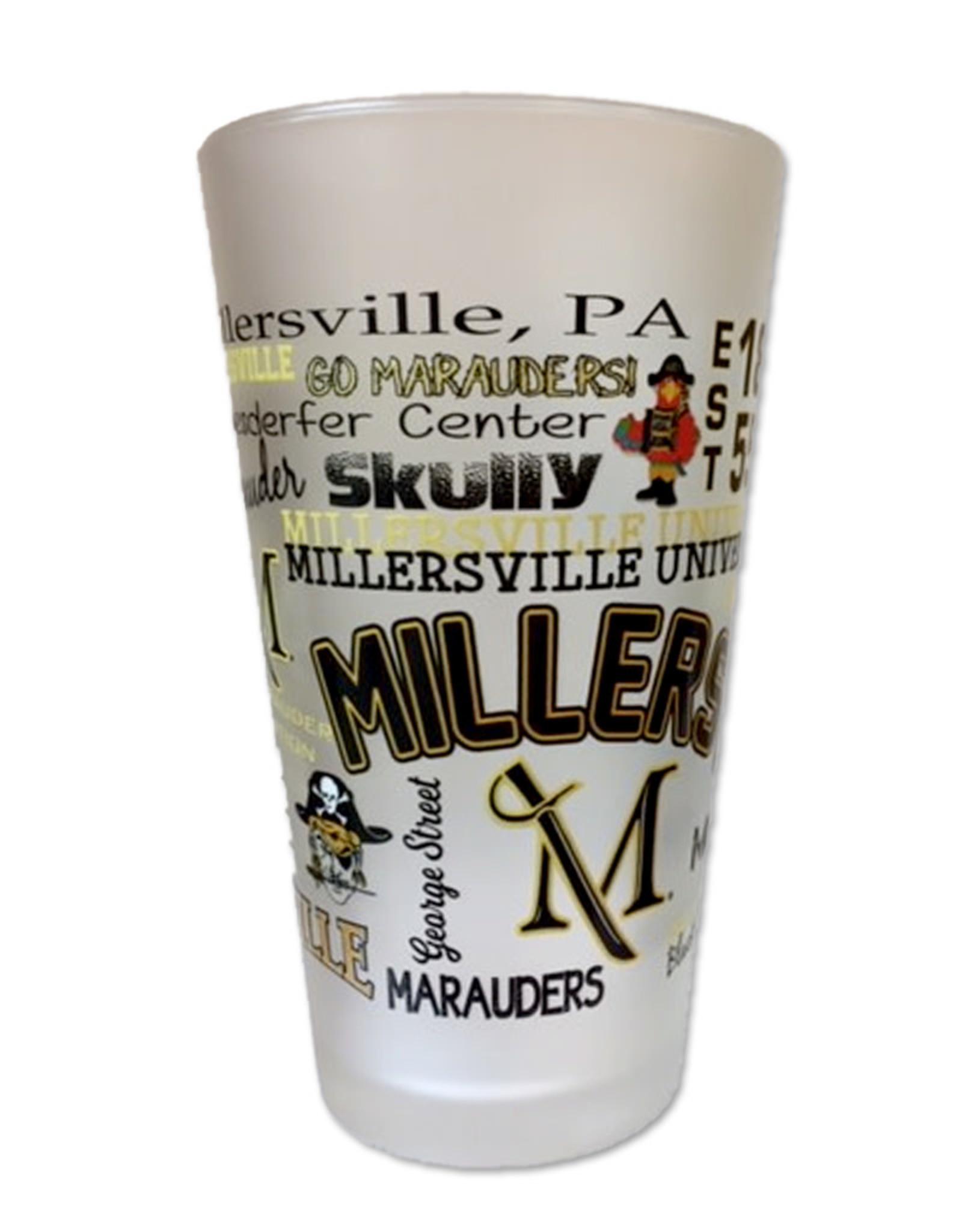 Around Millersville Mixing Glass