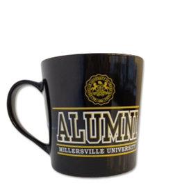 Mu Seal Alumni Mug - Black