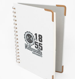 MU 1855 Lined Journal