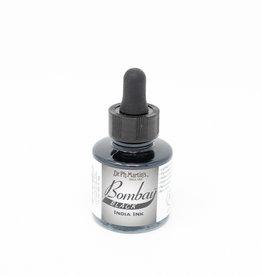 Bombay Black India Ink w/Dropper