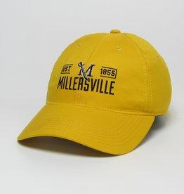 League Cool Fit Adjustable Cap Gold