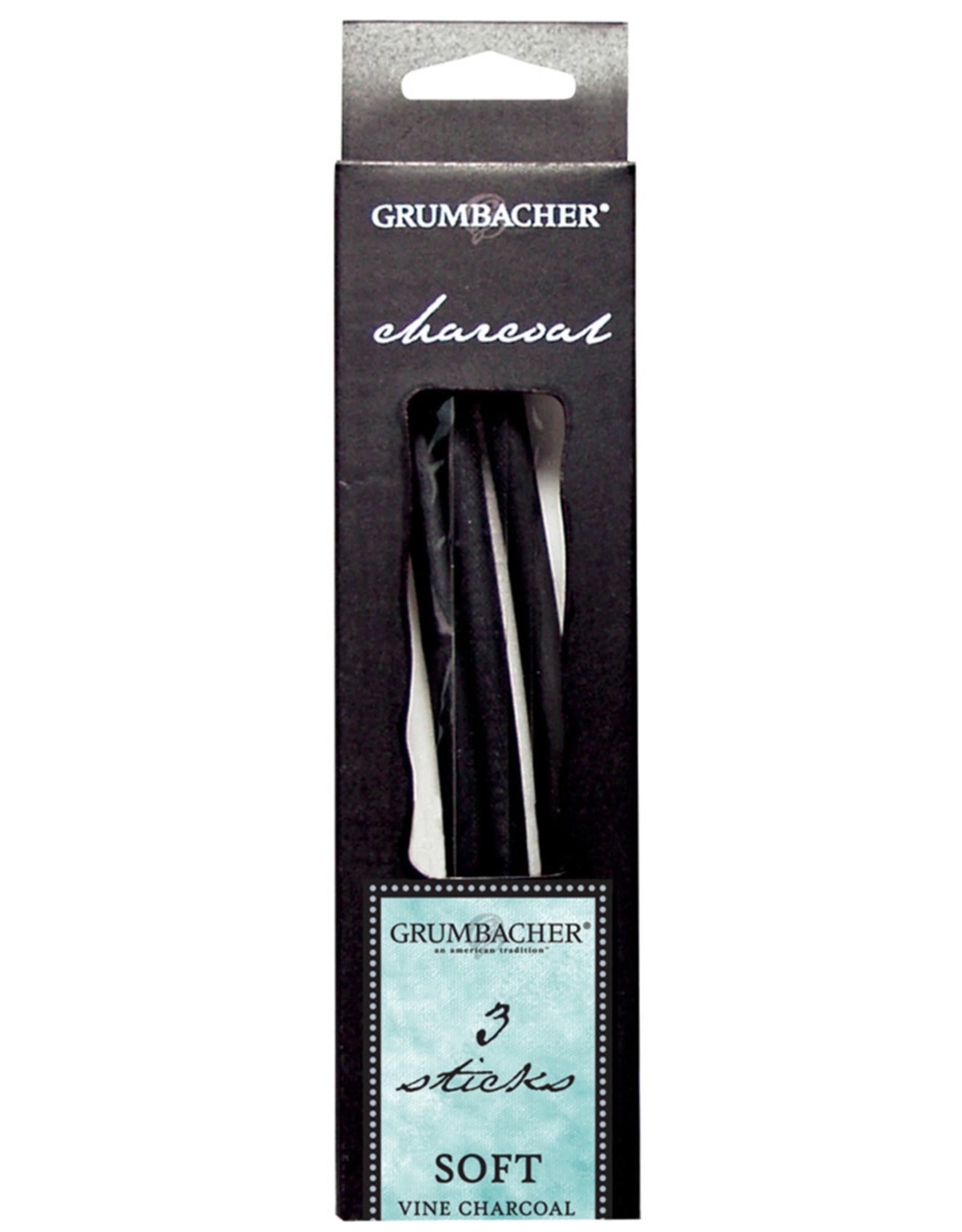 Charcoal - Vine, Soft
