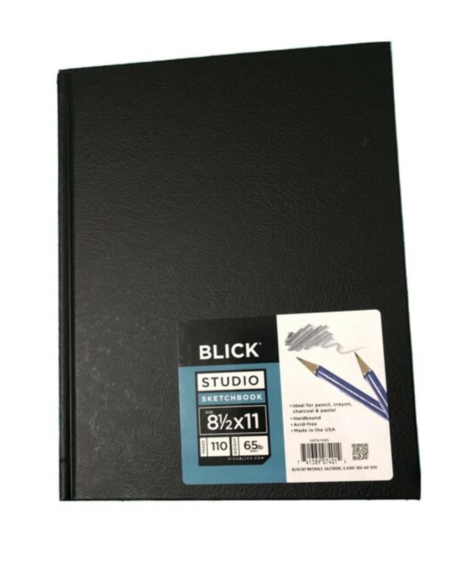 Sketchbook Hardbound 8 1/2 X11 Blick