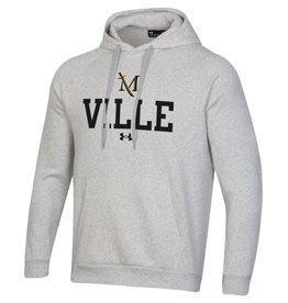 Under Armour UA All Day Hood Silver Heather