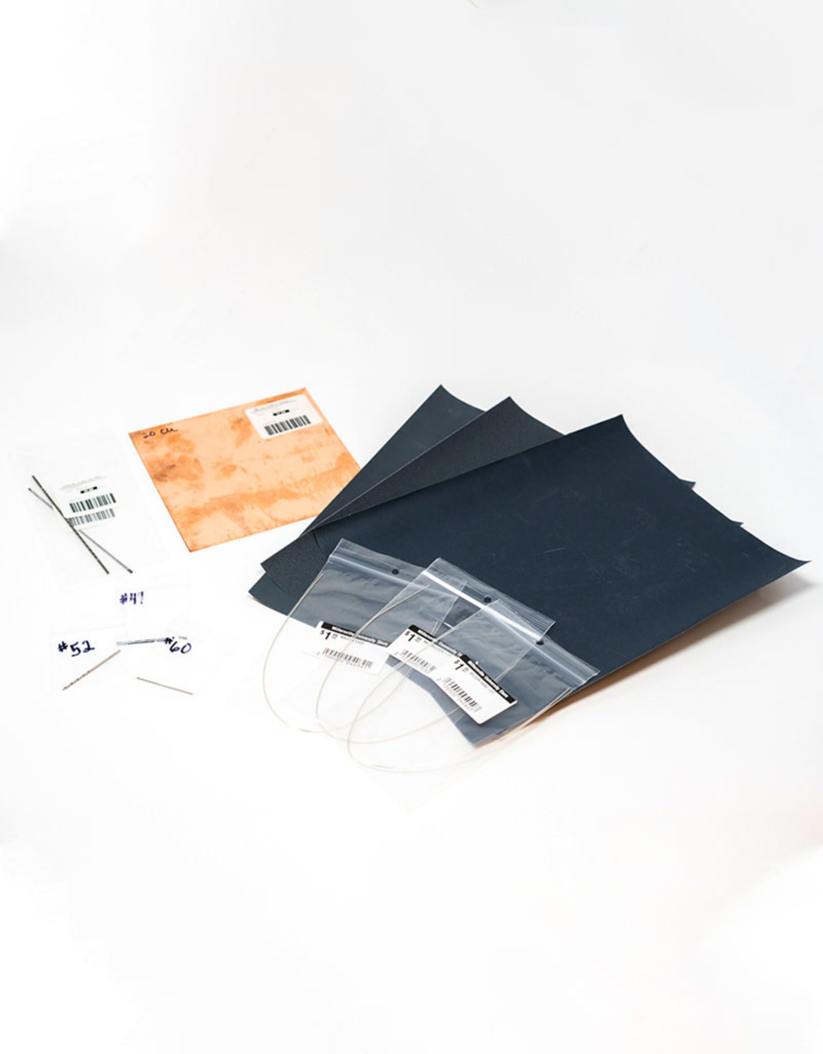 Fine Art Metals Starter Supply Kit