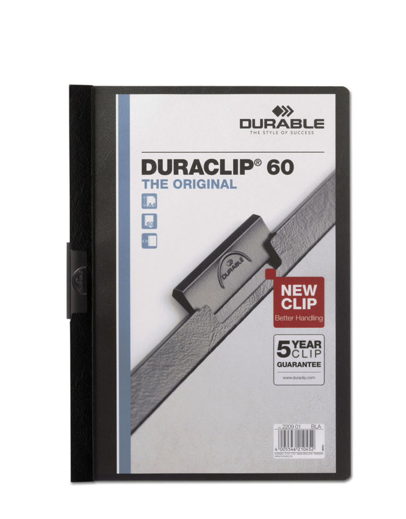 Durable Duraclip 60 Report Cover