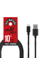 Long AF Micro USB Cable