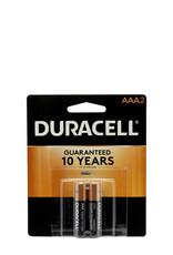 Duracell AAA - 2pk