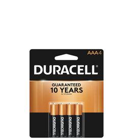 Duracell AAA - 4pk
