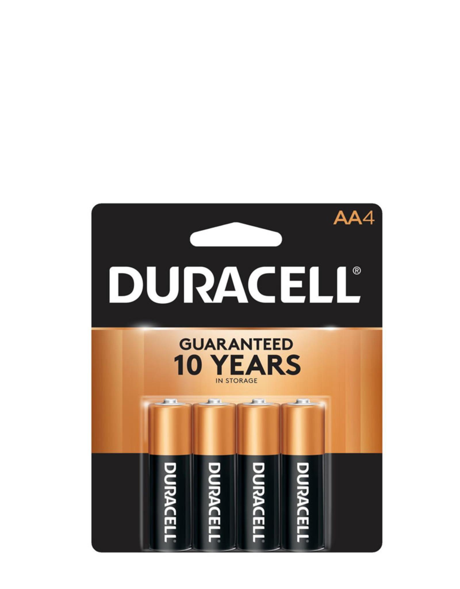 Duracell AA - 4pk