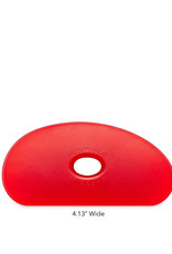 Rubber Rib - Red, 5 Very Soft