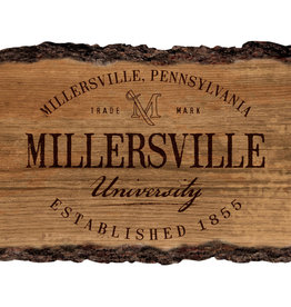 Barky Wooden  Millersville Sign