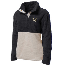 Fuzzy Fleece Pullover