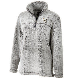 Frosty Grey Sherpa 1/4 Zip
