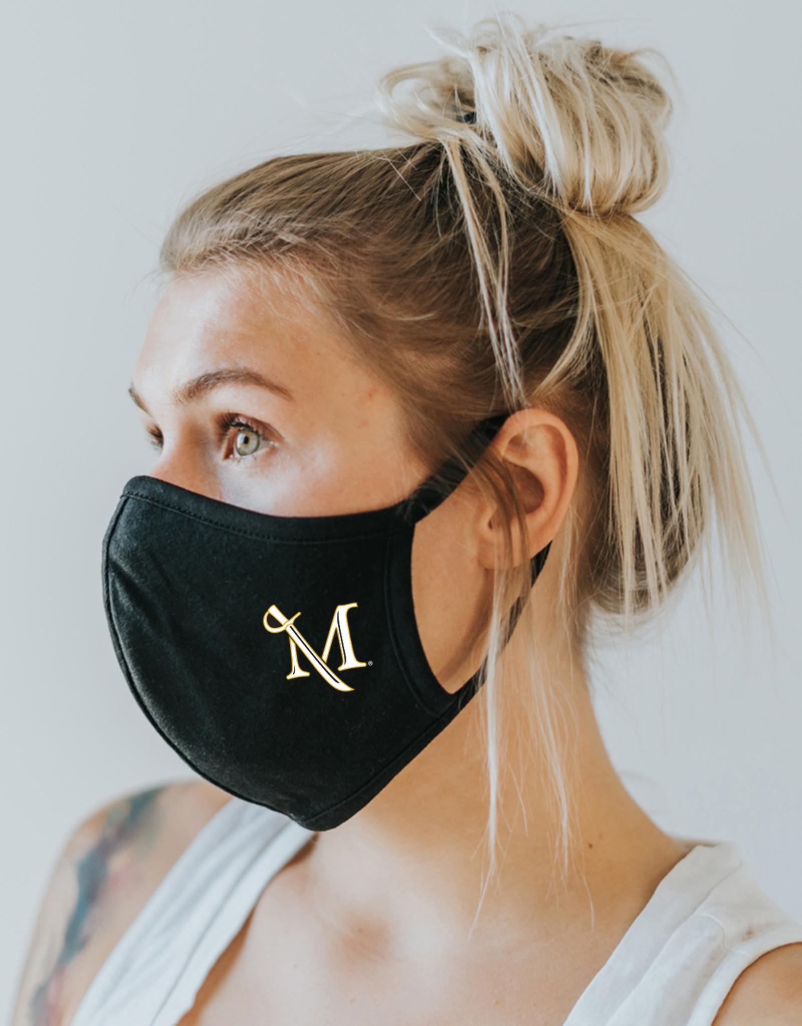 Black Premium M-Sword Mask