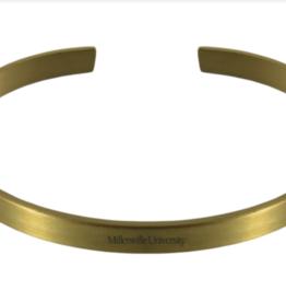 Bangle Bracelet Gold - Sale