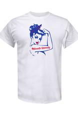 Vote Tee Rosie the Riveter - Sale!