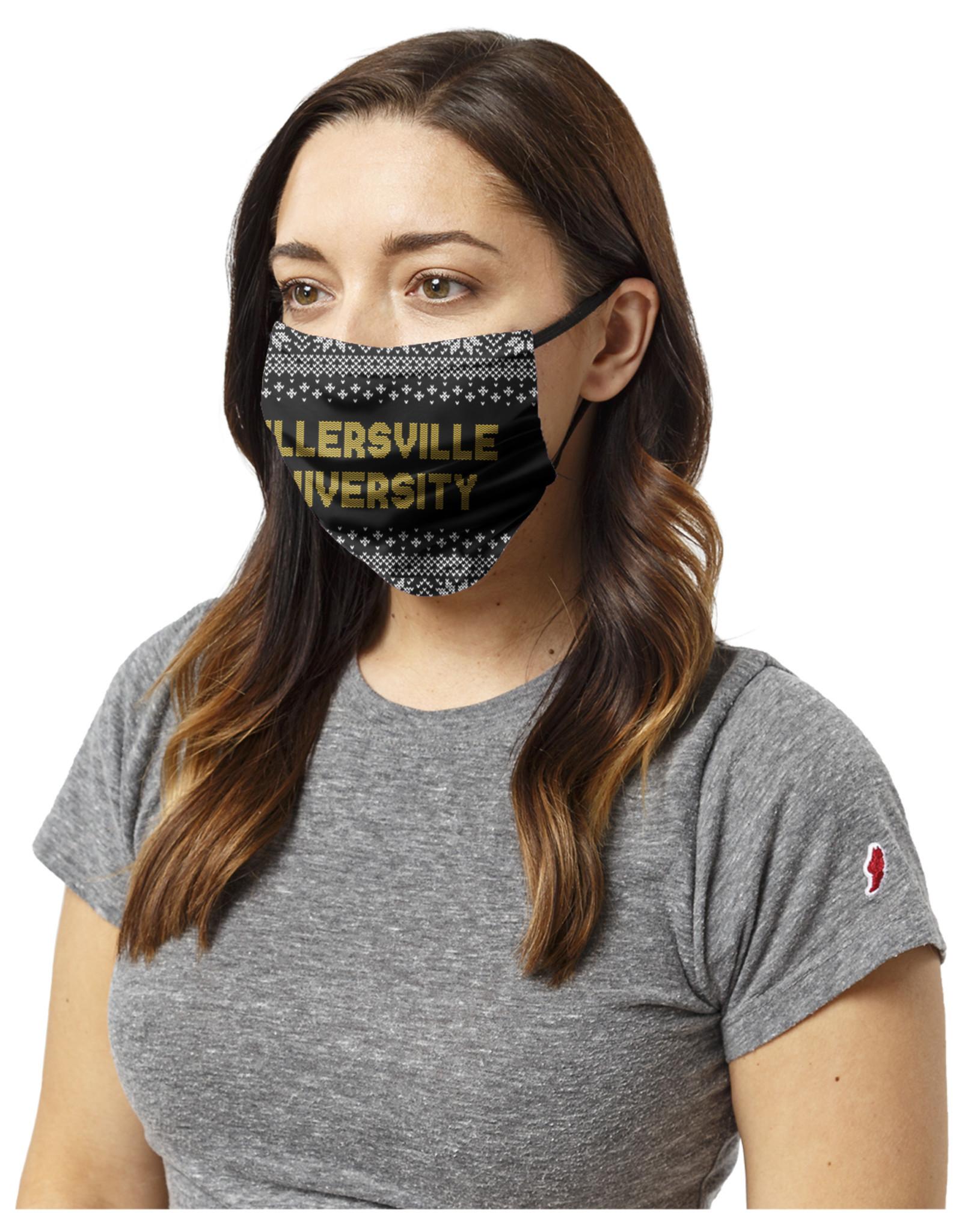 League Holiday Mask