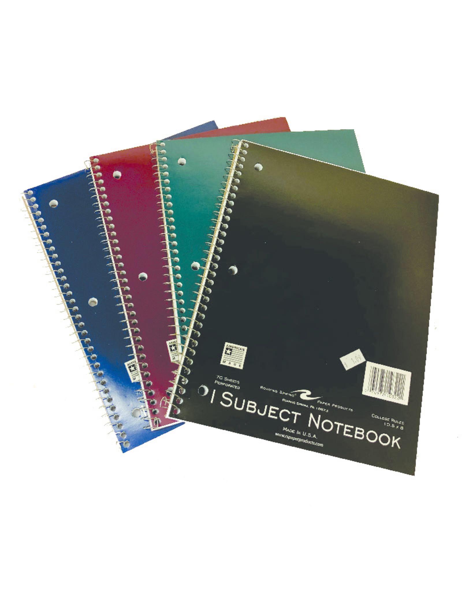 Back to School Notebook Value Bundle