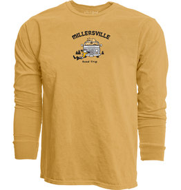 Life is Good Life is Good Road Trip Longsleeve Gold