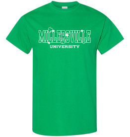 Irish Green St Patrick's Shamrock Tee
