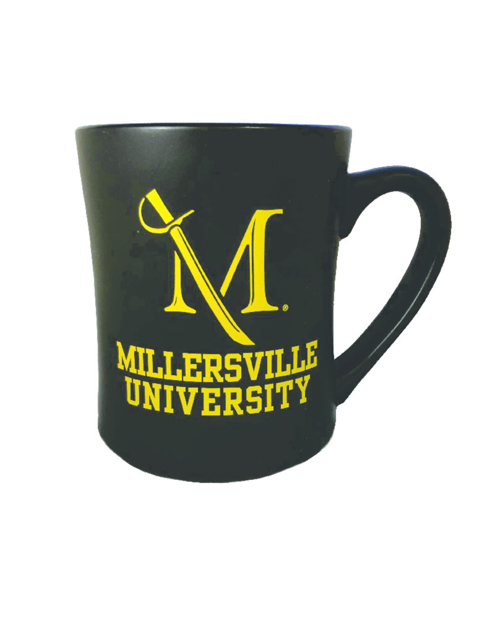 M Sword Black Mug- Sale!