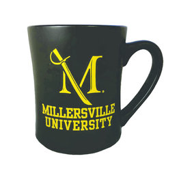 M Sword Black Mug