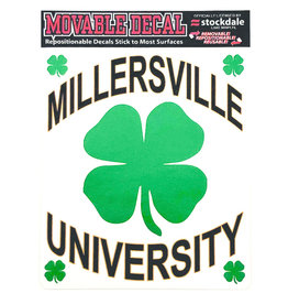 Shamrock Mu Decal-Sale!