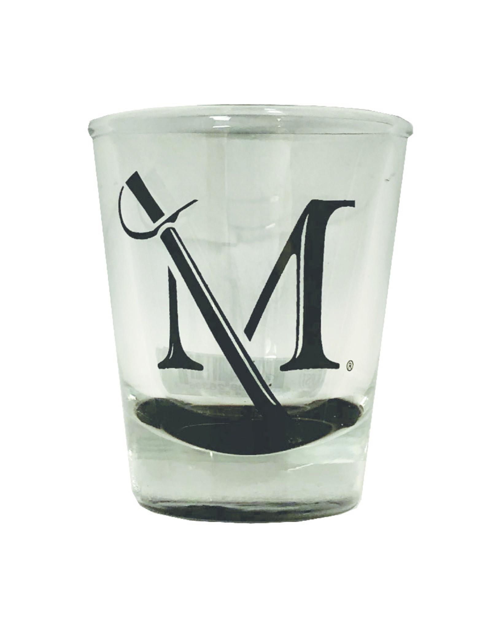 M Sword Shot Glass