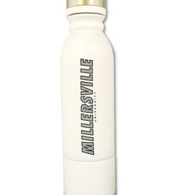 Vacuum Insulated Millersville Bottle - White