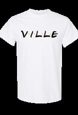 Ville Friends Logo Tee White