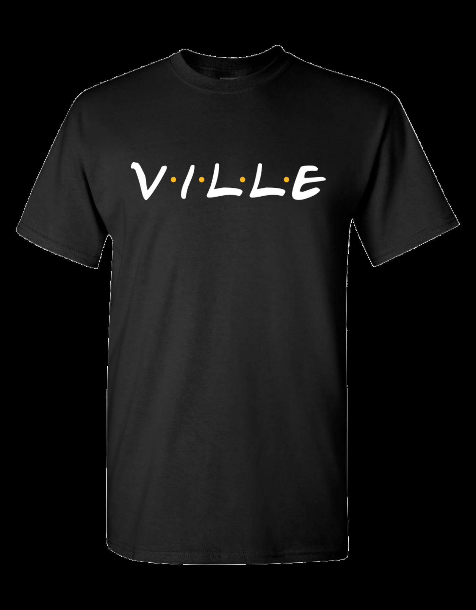 Ville Friends Logo Tee Black