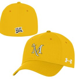 Under Armour Under Armour Stretch Fit Cap Gold
