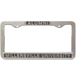 Pewter Alumni License Plate Frame